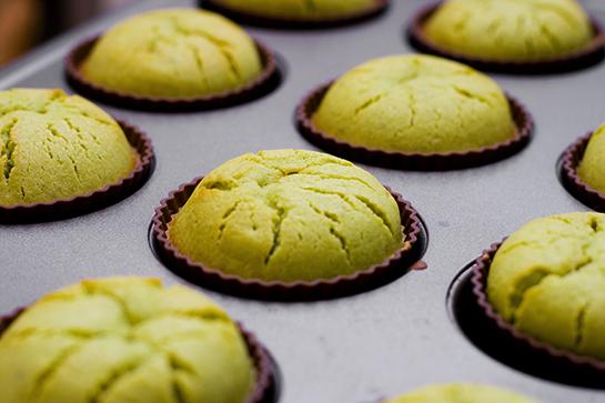 mochi cupcakes