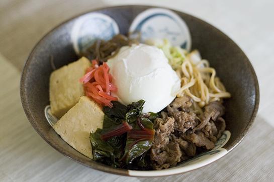 Sukiyaki Donburi Recipe — Dishmaps