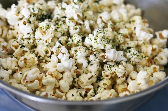Furikake Popcorn Recipe — Dishmaps